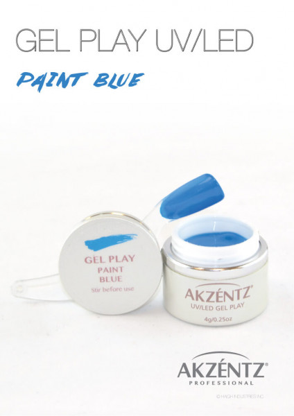Play Paint Blue