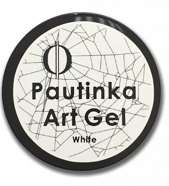 Pautinka Art Gel - white