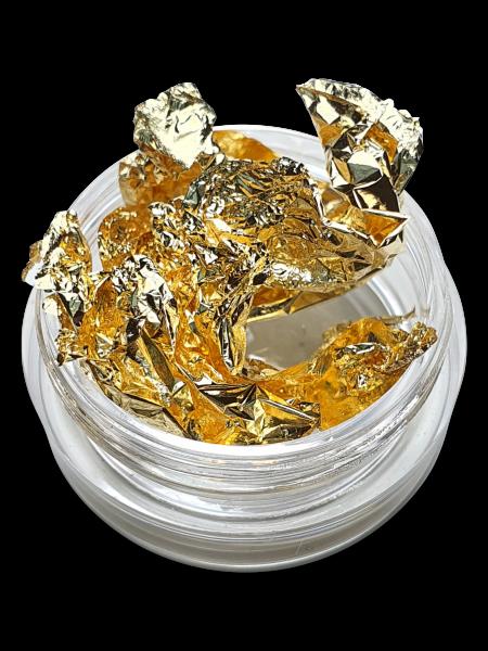 Folien Nailart Gold