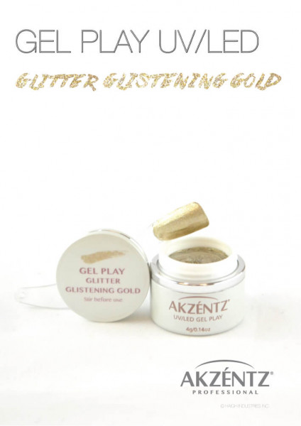Play Gel Glistening Gold