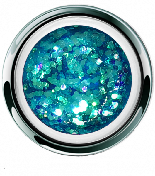 Play Glitter Crush Teal 4g