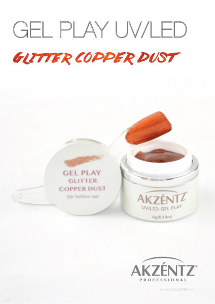 Play Gel Copper Dust