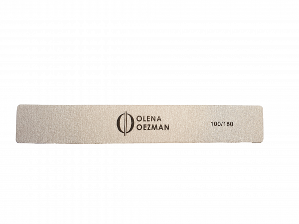 "Gerade Feile ""Olena"" 100/180"