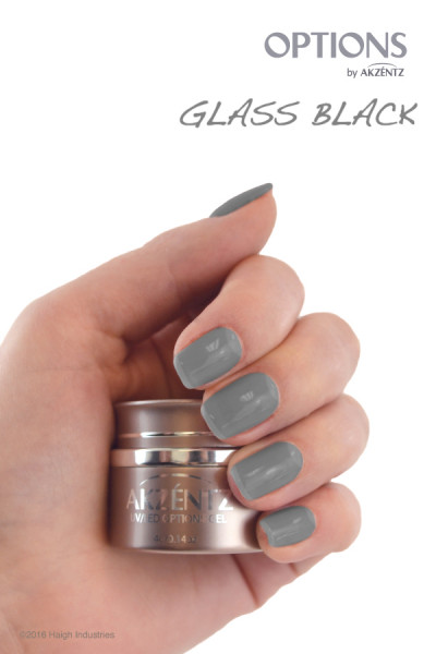 Options Glass Black
