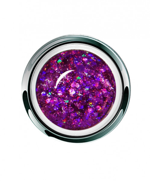 Play Glitter Fuchsia Dazzle 4g
