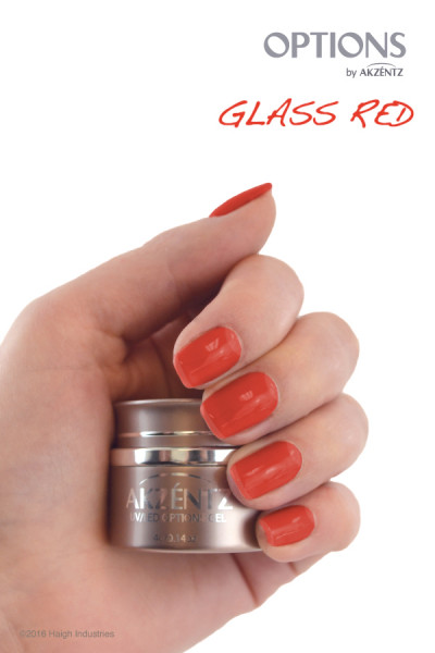 Options Glass Red