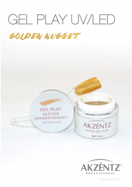 Golden Nugget Glitter