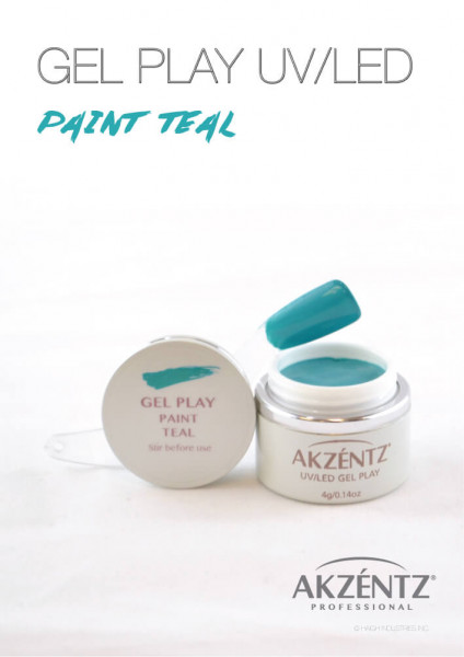 Play Paint Teal