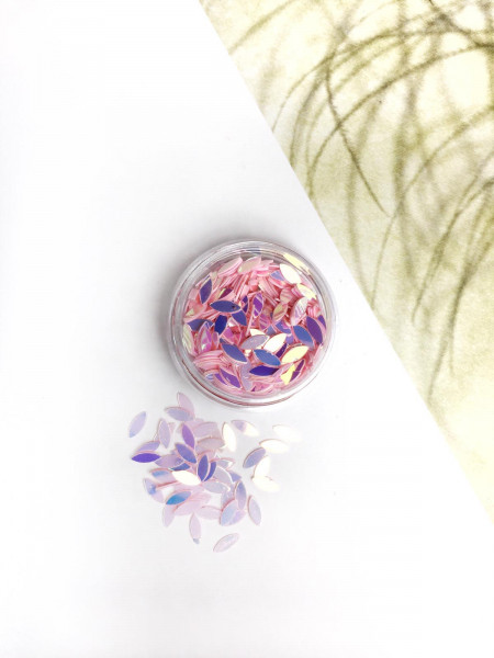 Nailart Glitter A 77 5mm