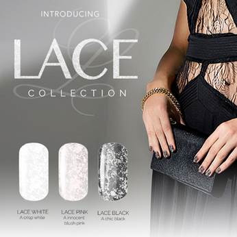 Play Gel LACE White