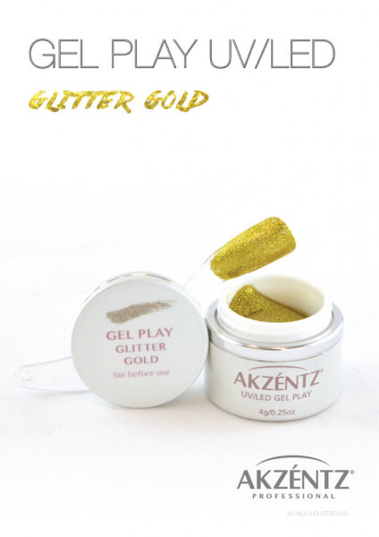 Play Gold Glitter