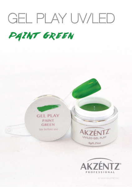 Play Paint Green