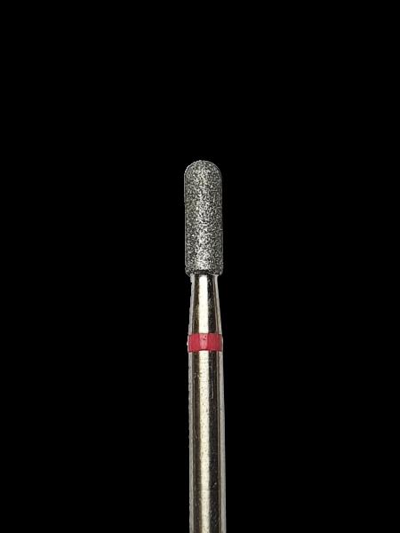 Zylinder -rund- S Rot D2
