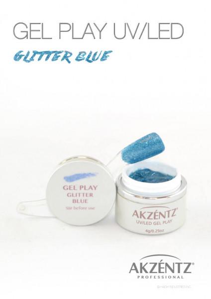 Play Blue Glitter