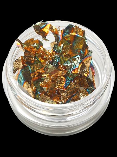 Folien Nailart Gold II