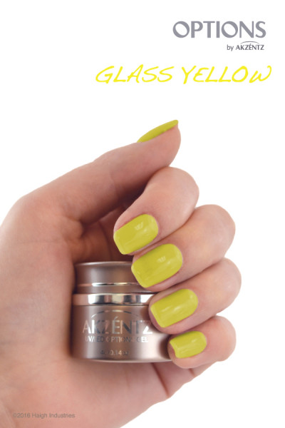 Options Glass Yellow